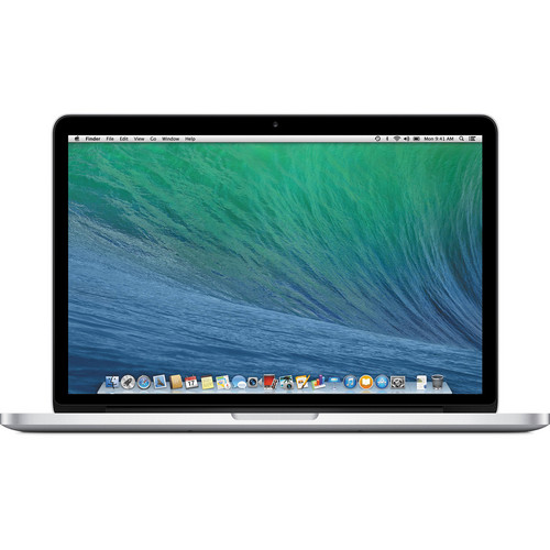 "Apple 13.3"" MacBook Pro Notebook Computer with Retina Display (Spanish Keyboard, Late 2013)"
