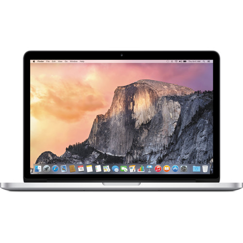 "Apple 13.3"" MacBook Pro Laptop Computer with Retina Display (Spanish Keyboard, Early 2015)"