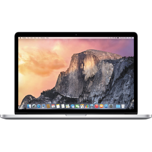 "Apple 15.4"" MacBook Pro Notebook Computer with Retina Display, Force Touch Trackpad, & German Keyboard (Mid 2015)"