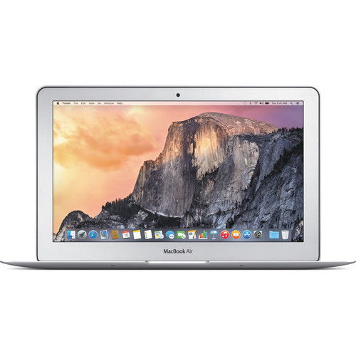 "Apple 11.6"" MacBook Air Notebook Computer (Early 2015)"