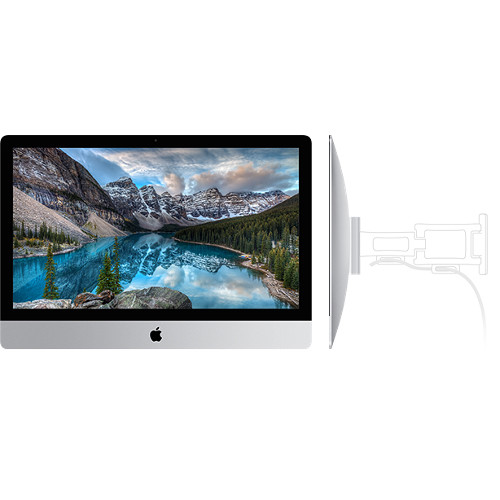 "Apple 27"" iMac with Retina 5K Display (VESA Mount Only, Late 2015)"