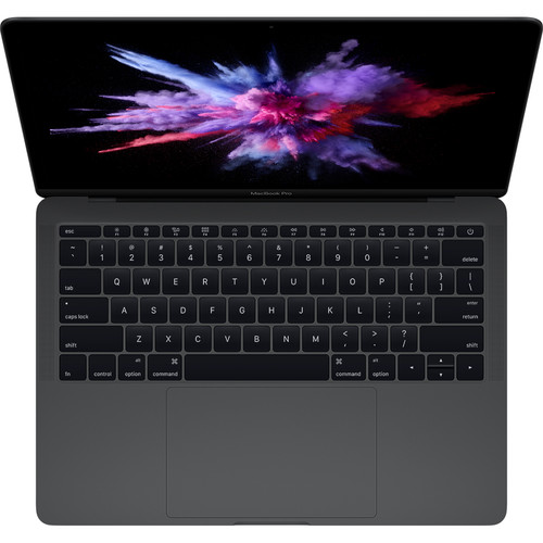 "Apple 13.3"" MacBook Pro (Arabic Keyboard, Space Gray, Late 2016)"