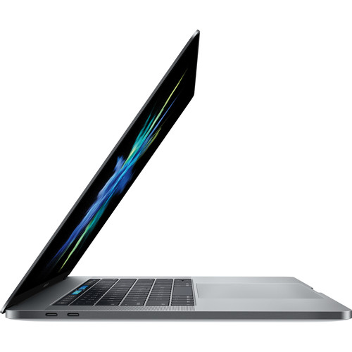 "Apple 15.4"" MacBook Pro with Touch Bar (Mid 2017, Space Gray)"