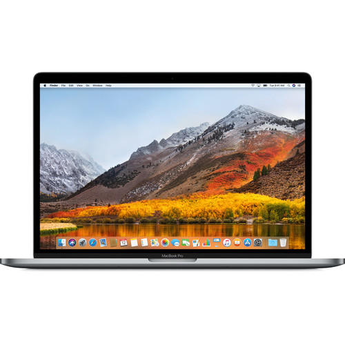 """Apple 15.4"""" MacBook Pro with Touch Bar (Danish Keyboard, Mid 2018, Space Gray)"""