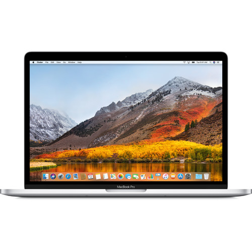 "Apple 13.3"" MacBook Pro with Touch Bar (Mid 2018, Silver)"