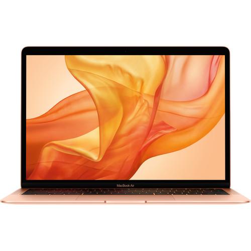 "Apple 13.3"" MacBook Air with Retina Display (Late 2018, Gold)"