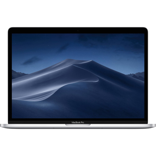 "Apple 13.3"" MacBook Pro with Touch Bar (Mid 2019, Silver)"
