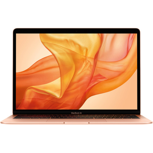"Apple 13.3"" MacBook Air with Retina Display (Mid 2019, Gold)"