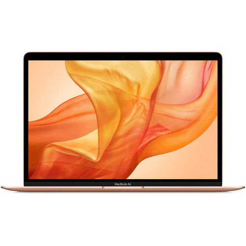 "Apple 13.3"" MacBook Air with Retina Display (Early 2020, Gold)"
