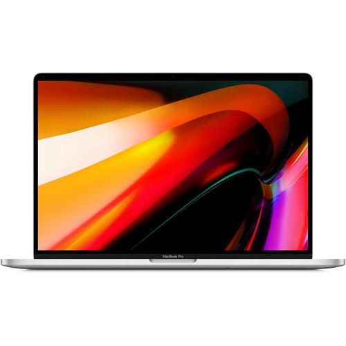 "Apple 16"" MacBook Pro (Updated in 2020, Silver)"