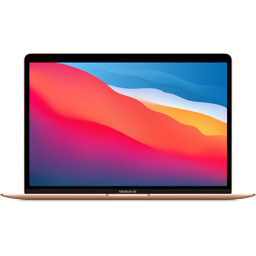 """Apple 13.3"""" MacBook Air M1 Chip with Retina Display (Late 2020, Gold)"""
