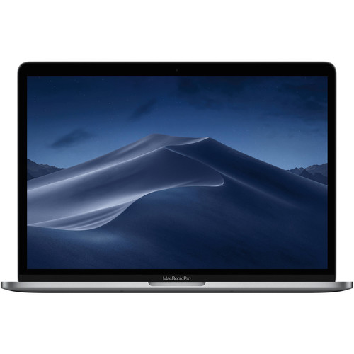 """Apple 13.3"""" MacBook Pro with Touch Bar (Mid 2019, Space Gray)"""