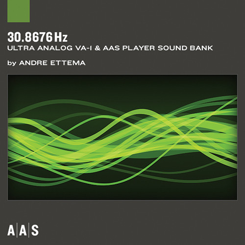 Applied Acoustics Systems 30.8676 Hz Sound Bank and AAS Player Virtual Instrument Plug-in