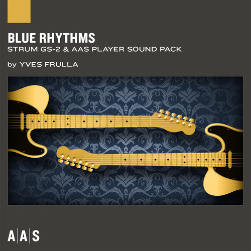 Applied Acoustics Systems Blue Rhythms Strum GS-2 Sound Pack (Download)