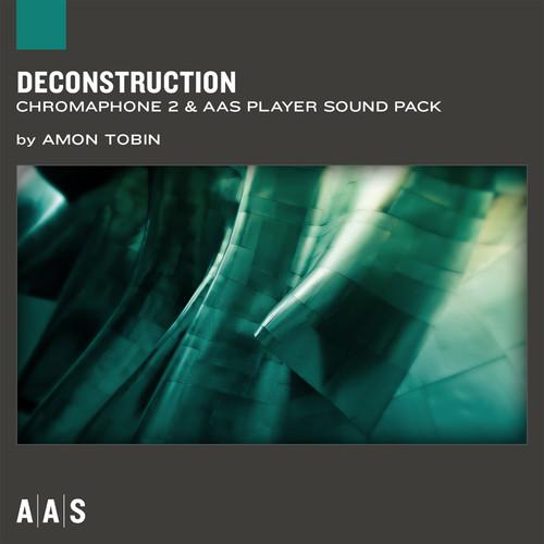Applied Acoustics Systems Deconstruction Chromaphone 2 Sound Pack (Download)