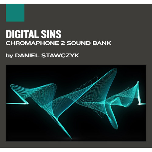 Applied Acoustics Systems Digital Sins Classic Synthesizer Sound Bank for Chromaphone 2 (Download)