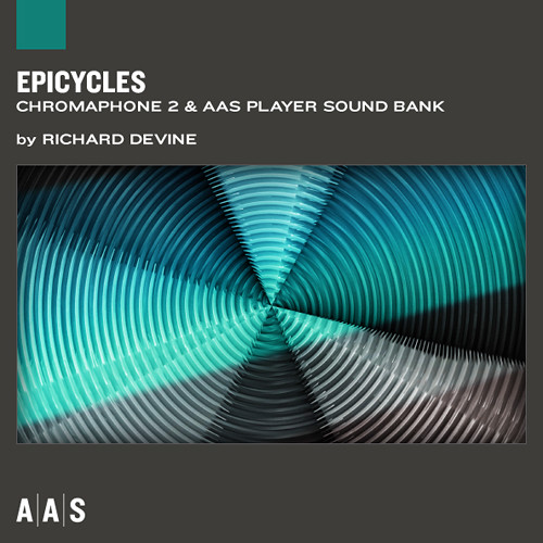 Applied Acoustics Systems Epicycles - Chromaphone 2 Sound Bank (Download)