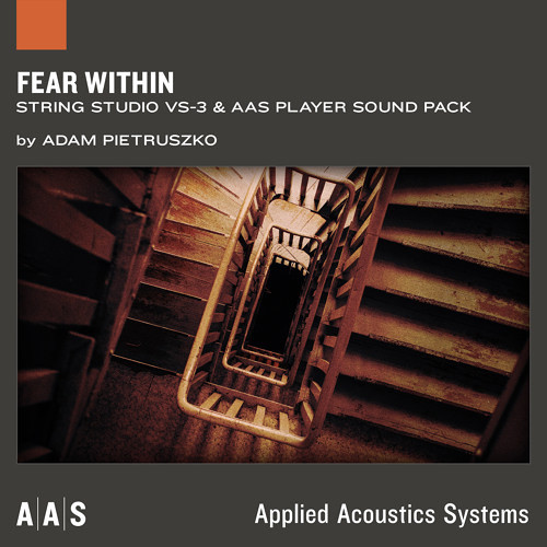 Applied Acoustics Systems Fear Within - Sound Pack for String Studio VS-3 (Download)