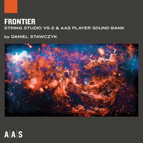 Applied Acoustics Systems Frontier - String Studio VS-2 Sound Bank (Download)