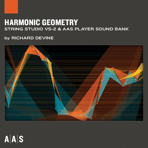 Applied Acoustics Systems Harmonic Geometry - String Studio VS-2 Sound Bank (Download)