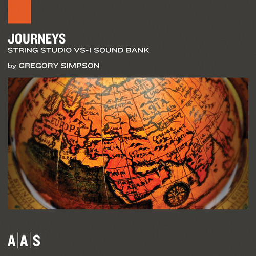 Applied Acoustics Systems Journeys (Sound Bank Series)
