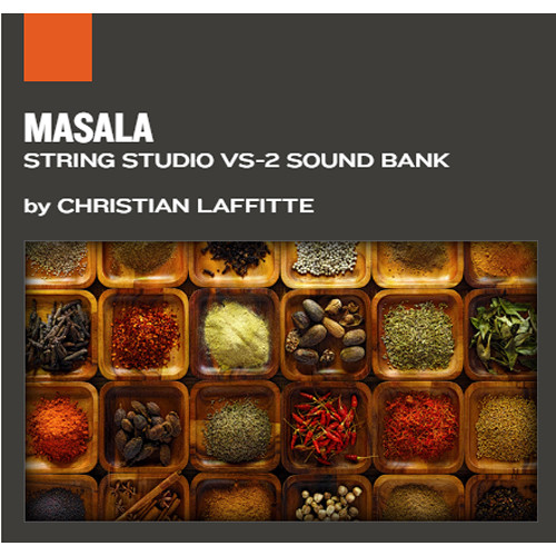 Applied Acoustics Systems Masala - String Studio VS-2 Sound Bank (Download)