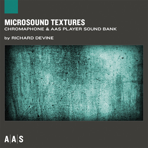 Applied Acoustics Systems Microsound Textures Sound Bank (Electronic Download)