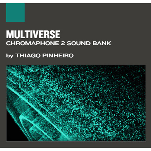 Applied Acoustics Systems Multiverse - Chromaphone 2 Sound Bank (Download)