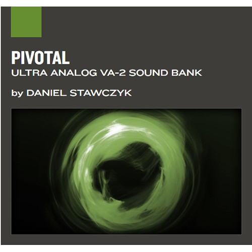 Applied Acoustics Systems Pivotal Ultra Analog VA-2 Sound Bank (Download)
