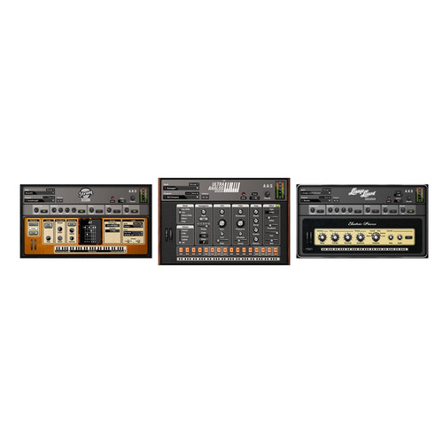 Applied Acoustics Systems Session Bundle - Three Session Series Instrument Plug-Ins (Download)