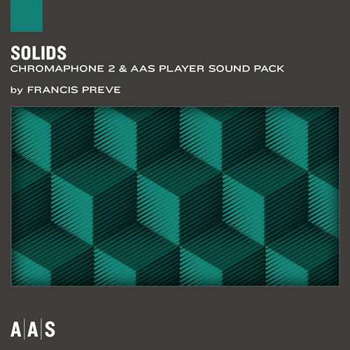 Applied Acoustics Systems Solids - Sound Pack for Chromaphone 2 and AAS Player (Download)