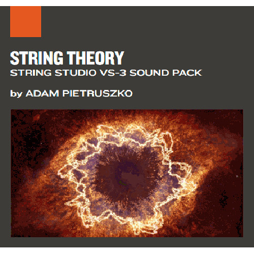 Applied Acoustics Systems String Theory - Sound Pack for String Studio VS-3 (Download)