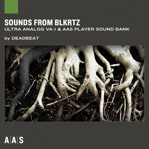 Applied Acoustics Systems Sounds from BLKRTZ (Sound Bank Series)