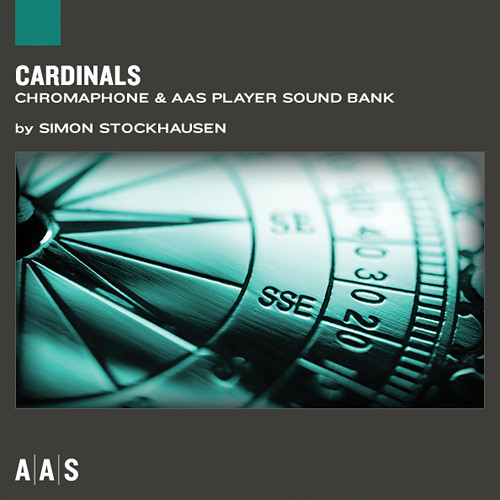 Applied Acoustics Systems Cardinals Sound Bank and AAS Player Virtual Instrument Plug-in