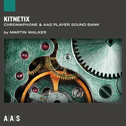 Applied Acoustics Systems KitNetix Sound Bank & AAS Player Virtual Instrument Plug-in
