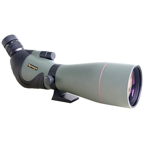 Apresys Optics APO85 20-60x85 Spotting Scope (Angled-Viewing)