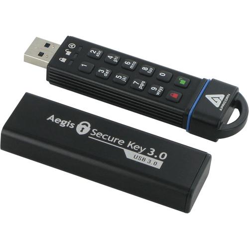 Apricorn 1TB Aegis Secure Key USB 3.0 Flash Drive