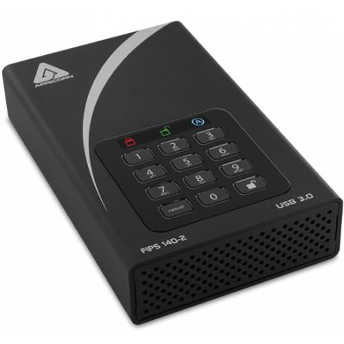 Apricorn 10TB Aegis Padlock DT FIPS 140-2 Level 2-Validated External Desktop Drive