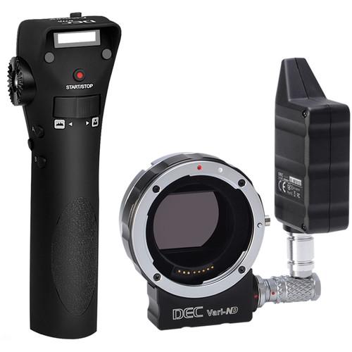 Aputure DEC Vari-ND Wireless Lens Adapter (EF/EF-S to E-Mount)