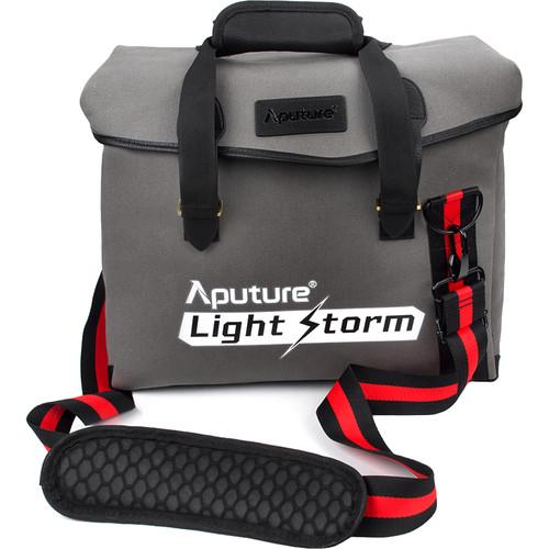 Aputure Light Storm Messenger Bag (Gray)