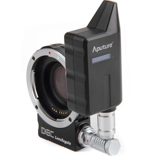 Aputure DEC LensRegain Follow Focus Adapter for MFT (EF to MFT)