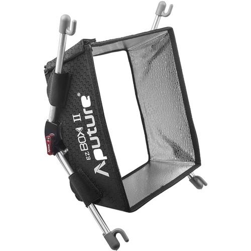 Aputure EZ BOX + II Softbox Kit for 672 and TRi8 LED Lights