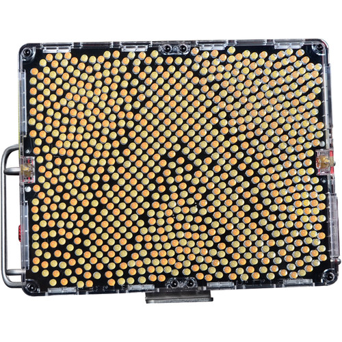 Aputure Amaran Tri-8c Bicolor LED Light with Gold Mount Battery Plate