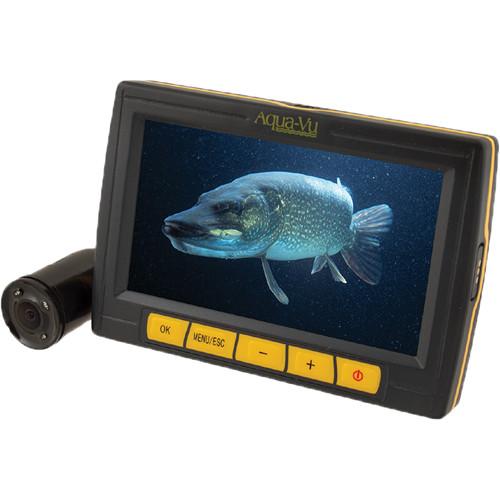 Aqua-Vu micro Stealth 4.3 Underwater Viewing System