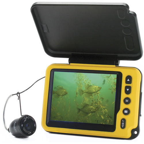 "Aqua-Vu AV Micro Plus Underwater Camera System with Full Color Camera & 3.5"" LCD Display"