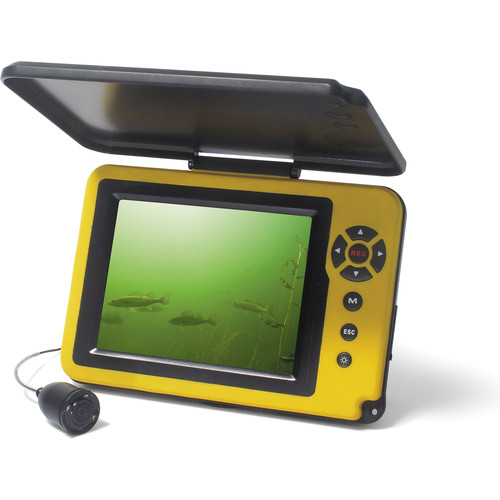 "Aqua-Vu AV Micro 5 DVR Color Underwater Camera System with 5"" LCD Display & 1M Pixel Camera"