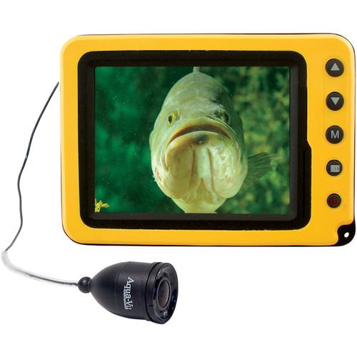 "Aqua-Vu AV Micro 5c Underwater Color Camera with IR Lights & 5"" LCD Display"