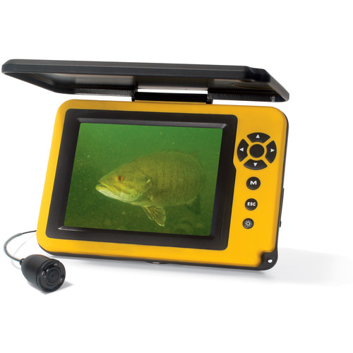 "Aqua-Vu Micro 5 Plus Underwater Camera System with 5"" LCD Display & 1MP Zoom Camera"
