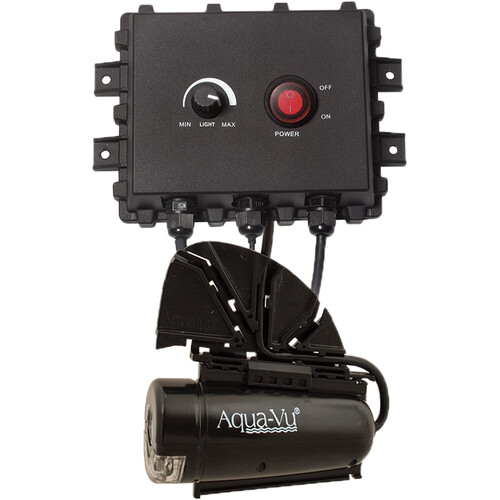 Aqua-Vu AV Multi-Vu Complete Underwater Camera System for RCA-Enabled Sonar or TV/LCD