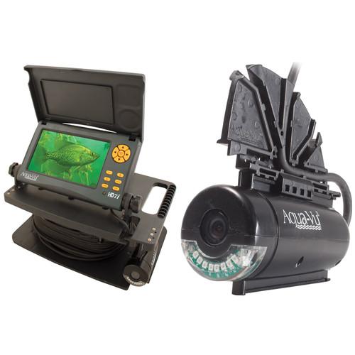 "Aqua-Vu HD7i 7"" High-Definition Underwater Viewing System"